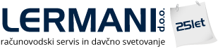 lermani logo_25let